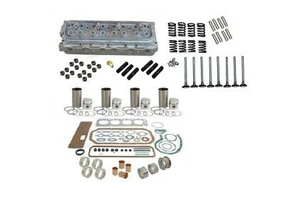 Complete Engine Overhaul Kit Ford 800 900 Tractor Series Gas 4.0 Bore