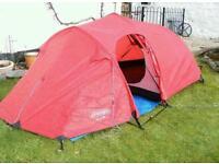 Vango Spirit 300 3 man Lightweight Tent 3.5kg