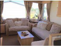 Beautiful 3 bedroom holiday caravan Minster on sea / Mother's Day