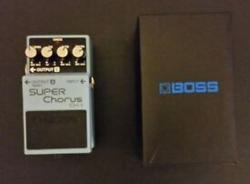 Boss CH-1 Super Chorus, As New