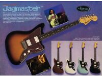 Squier Vista Jagmaster wanted