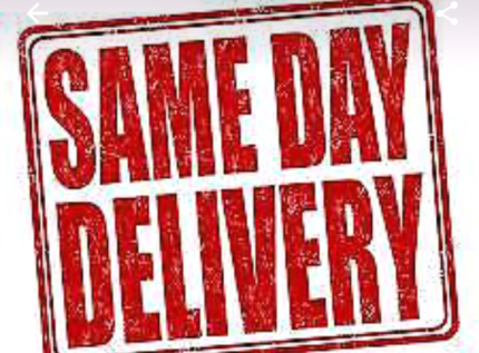 Anytime delivery and furniture removals