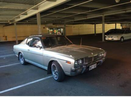 1976 Nissan Datsun 260 Ridgehaven Tea Tree Gully Area Preview