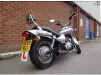 Kawasaki BN125 Eliminator Motorbike