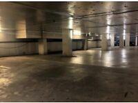 2 x Secure Underground Car Parking Space