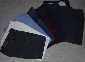 Pants ages 5 - 10 ... Tailor Made ... Like NEW ..Clean,SmokeFree Cambridge Kitchener Area image 2