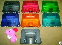 looking to buy nintendo 64 systems, games and accessories