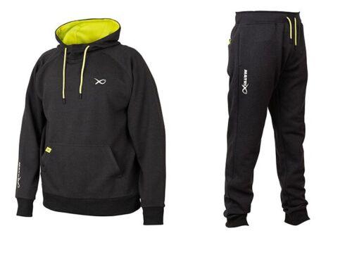 Fox Matrix Minimal Black Marl Joggers or Hoody All Sizes Fishing Clothing