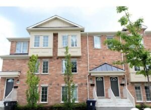 Town House For Rent at Lawrence E and Markham Rd $2600
