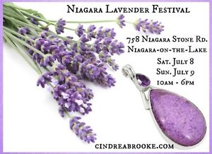 Niagara-on-the-Lake Lavender Festival July 8 and 9