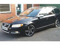 2011 Volvo V70 D3 R-Design Lux 161bhp Geartronic Automatic