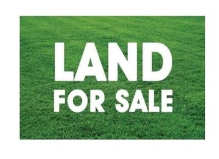 Land for Sale 14x32 400sqm East facing