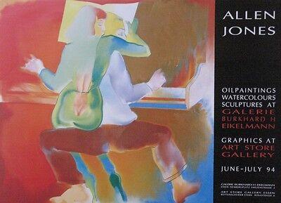 Jones, Allen, 1994, Galerie Eikelmann