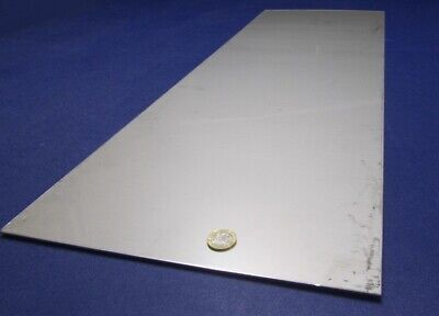 321 Weldable Stainless Steel Sheet .050 Thick X 12 Wide X 36 Length 1 Unit