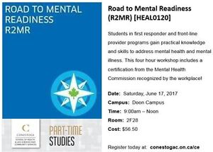 Road to Mental Readiness (R2MR) | June 17