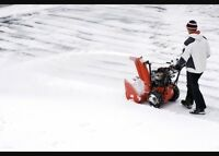 Snow Clearing