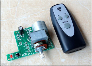 Assembeld Motor Audio preamp /Remote volume control board with ALPS pot  L163-75