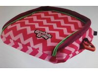 Bubblebum PINK inflatable booster seat