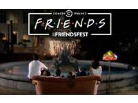 *CHEAPEST* WEEKEND London Friendsfest Friends Tickets - 30th September 2018