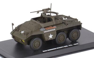 M20 ARMORED UTILITY CAR U.S.-1944 1:43 MEZZI MILITARI EDISON GIOCATTOLI SCALA