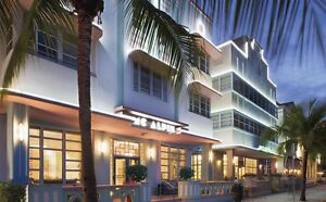 Hilton Vacation in South Beach on Ocean Drive!!!