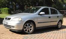 2003 Holden Astra Sedan Killcare Heights Gosford Area Preview