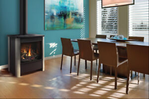 Beautiful Free Standing Gas Stoves!