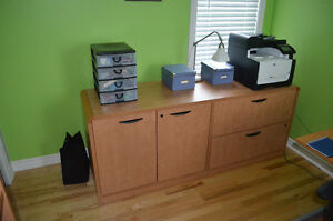 Office Furniture, Storage Plus Filing Cabinet