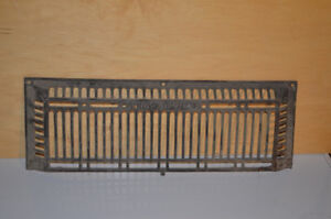 Old antique cast  iron grids London Ontario image 2