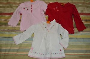 Lot - Girls clothing (9 months) / vêtements 9 mois pour fille