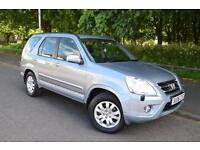 2006 HONDA CR-V 2.0 I-VTEC EXECUTIVE STATION WAGON 5DR