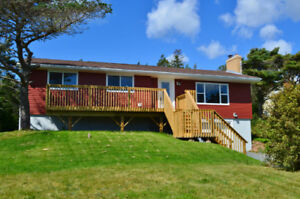 Updated Bungalow On Beautiful Spot Overlooking Porters Lake