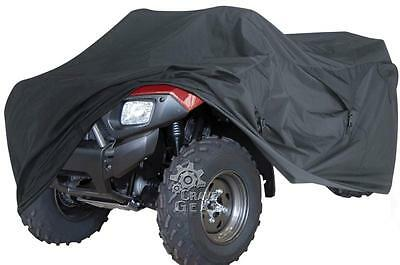 Moose Utility Division ATV Universal Black Dura Protection Cover Size X-Large