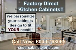kitchen cabinets-White shaker