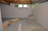 Drywall and Stucco Removal