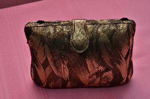 Vintage Gold Brocade Evening Bag - NEW price! St. John's Newfoundland image 4