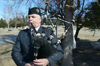 Are you or know of someone who is looking to learn the Bagpipes