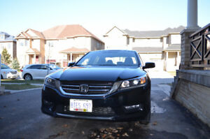 2014 Honda Accord Sedan EXL, heated seats, leather, backup cam