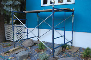 Metaltech Steel Scaffold / Echafaudage