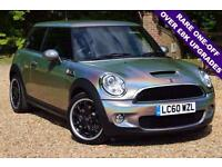 2010 60 MINI COOPER 1.6 COOPER S 3D 172 BHP, FLIP RAINBOW PAINT, £8K UPGRADES