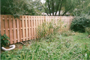 Fences, Decks and more! 416-566-7025