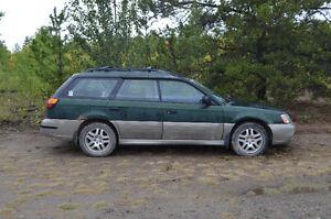 2000 Subaru Outback Outback Wagon