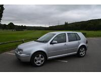 VW GOLF 2.0 GTi, 2002 52 plate, **Heated Seats**Climate control**