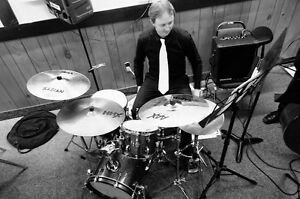 Experienced, Reliable Drummer Seeking New Group Cambridge Kitchener Area image 1