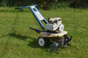 running or not older model rototiller WANTED