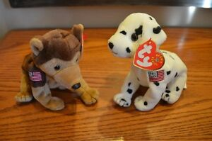 For Sale: Ty Beanie Babies *Retired & Rare* - Set of 13 Dogs 2