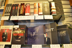 Complete TV Series for Sale! 30% off!! First Stop Swap Shop