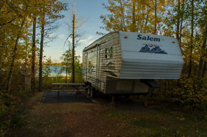 RV lots on Hastings Lake available for short term lease