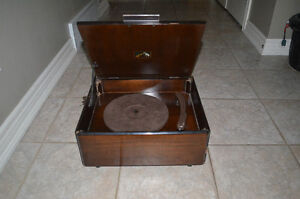Old RCA Turnable 1947-48