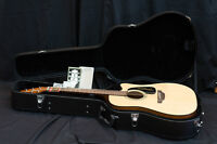 Takamine Acoustic Dreadnought, with on board electronics